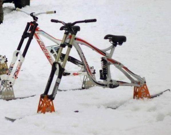 L'hiver arrive !