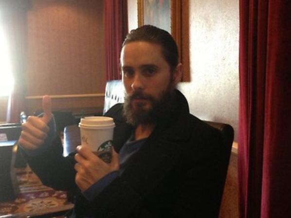 nouvelle photo de jared  - new 30 seconds to mars