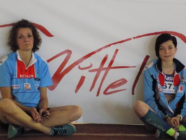 régionaux indoor 2017 à Vittel