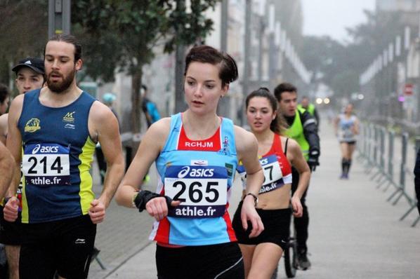10 KMS marche athlètique sur route à La Roche sur Yon