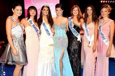Election Miss Franche-Comté 2014