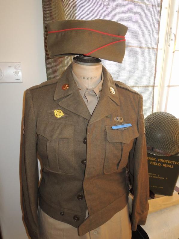 uniforme de soirée US