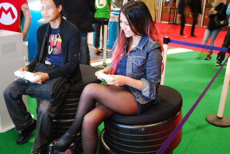 Paris Games Week 2013