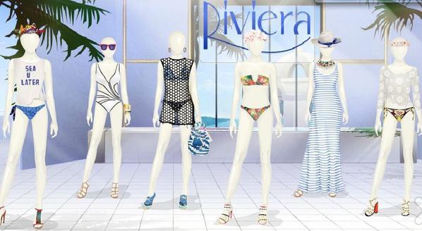Nouveautés Riviera.!
