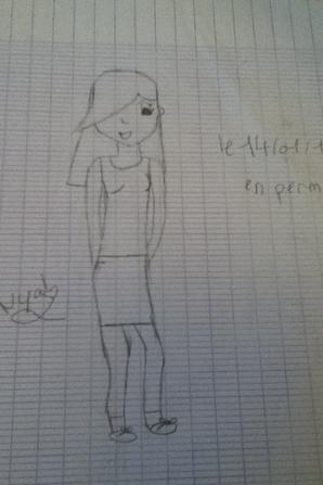 Mes dessins (^_^)