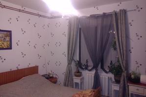la chambre d'amis avant et maintenant