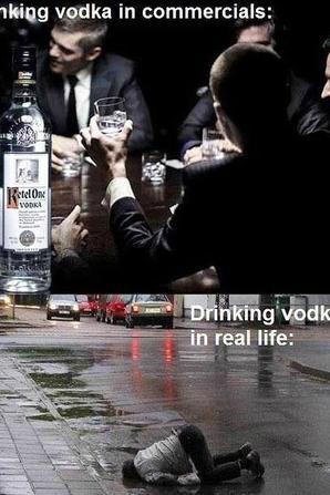 Ha les subtilités de l'alcool !!!