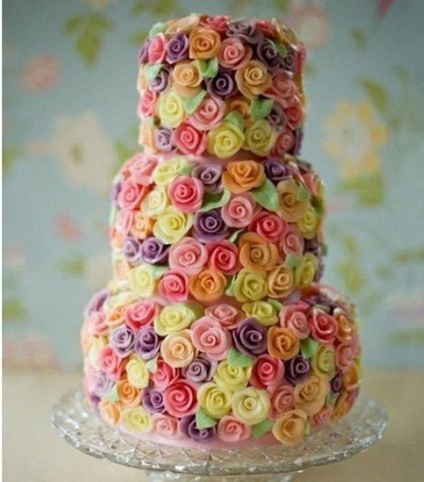 nice cake from China