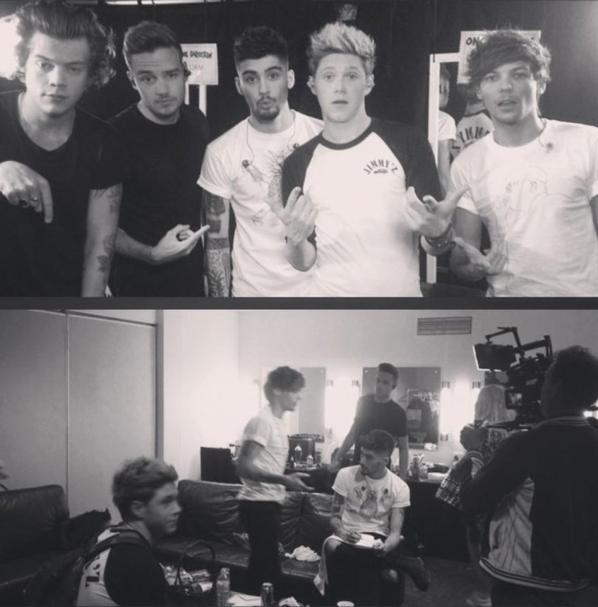 One Direction : Midnight Memories, enregistré dans les chambres d'hôtel ?