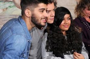 One Direction : Where We Are Book : Sexy pour la séance de dédicaces