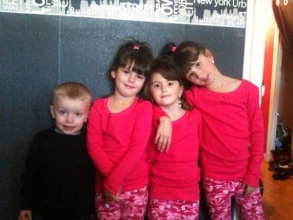 mes 10 petits enfants