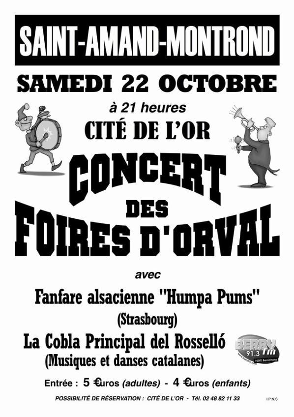 491ème FOIRES D'ORVAL