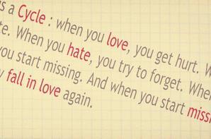 l'amour et mwa sa fait 2