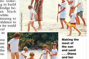 photos Diana diverses periodes