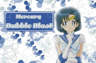 Molly, Sailor Mercure : 9 Images 5 Gifs vidéos