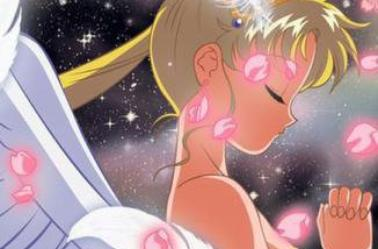 Sailor Cosmos, Princesse Sérénité Gif video et images