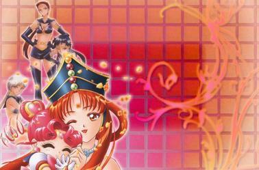 Sailor chibichibi (Chibi-chibi)