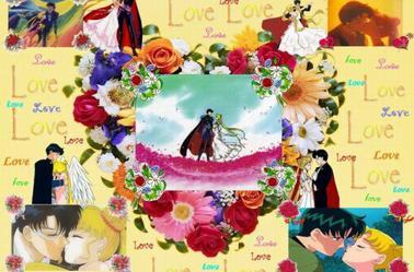 Sailor moon's Groupes