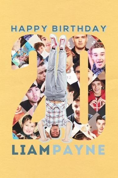 Happy Birthday Liam !!