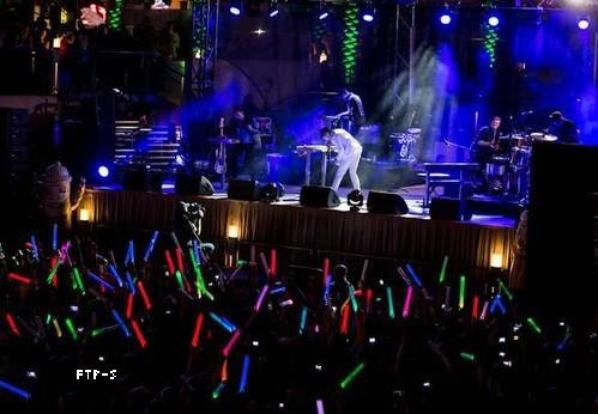 """Live ! Le 7 Juillet au """"the cosmopolitan of vegas"""" donc à Las Vegas."""
