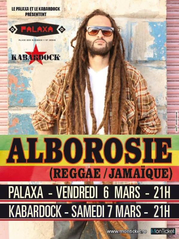THE ROOTS BAND & ALBOROSIE