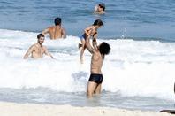 Marcelo et Enzo a Rio aujourd'hui