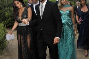 Toute les photos de Yolanda Cardona lors du mariage de Xavi