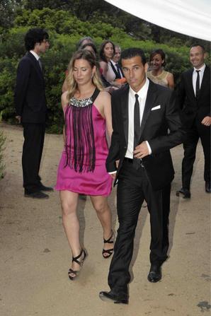 Toute les photos de Carol Martin au Mariage de Xavi