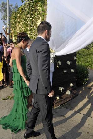 Toute les photos de Patricia Gonzalez au Mariage de Xavi