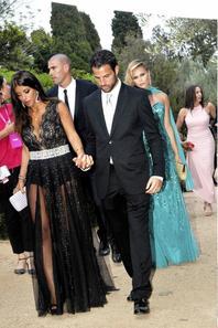 Toute les photos de Daniella Semaan au Mariage de Xavi