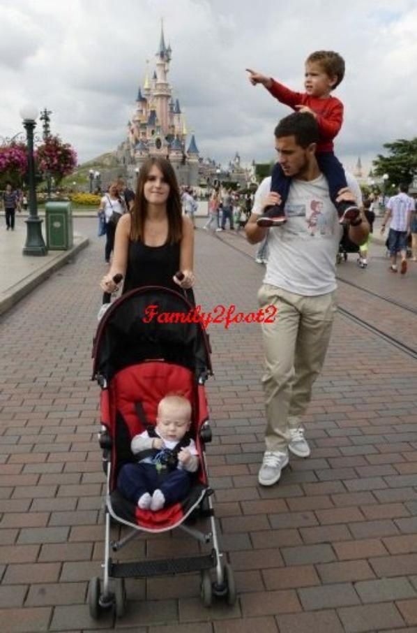 Eden, Natasha, Yanis et Leo Hazard