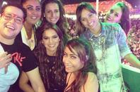 Bruna Marquezine, Rafaella Da Silva et Thaissa Carvalho le 13 - 09