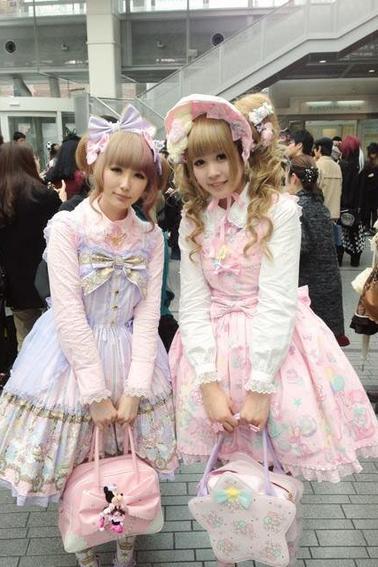 Présentation  : Le sweet Lolita