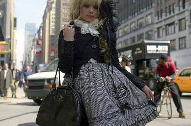 Présentation  : Le Gothic Lolita