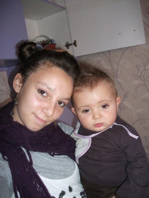 Voilà mwa & ma soeur <3