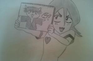 Voilà quelques dessins parmis tant d'autres que j'ai fait :)  /!\ /!\  NE PRENEZ PAS LES PHOTOS /!\ /!\