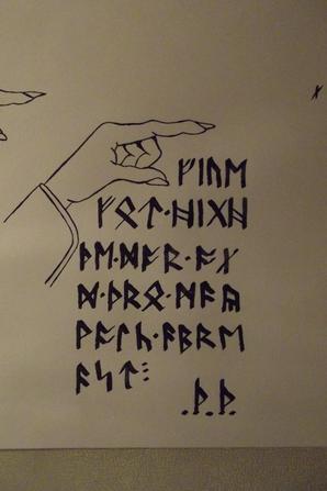 Ma calligraphie 2