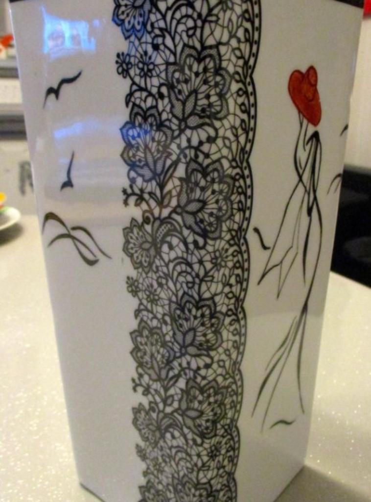 Vase  ( vendu )