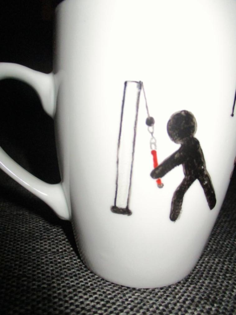 Côtés du mug (cad)