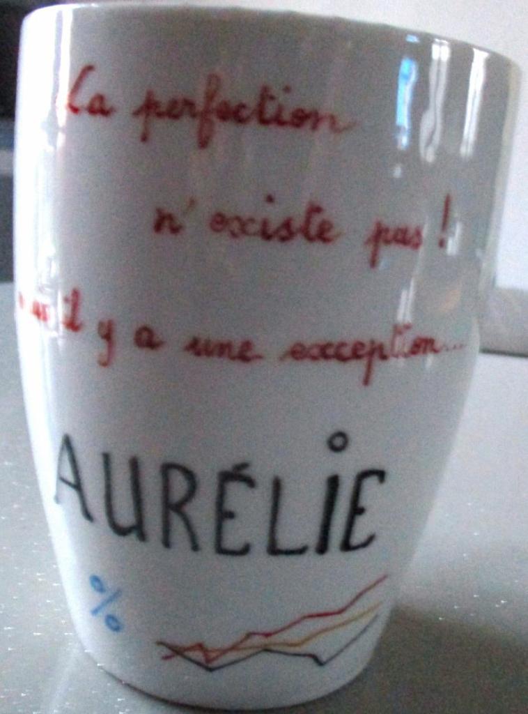 Mug personnalisé ( cad)