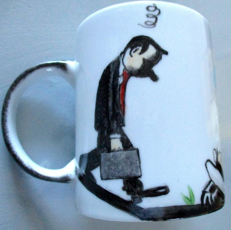 Mug personnalisé (6¤)