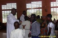 photo d'activite des scout catholique