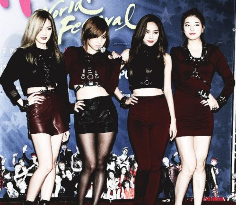 Miss A Kpop world festival
