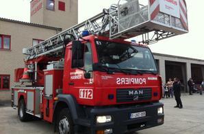 P.O Pompiers Hannut