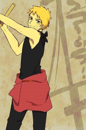 Naruto - Adolescant