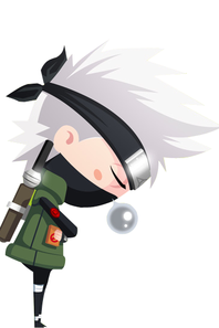 Kakashi - Enfant chibis
