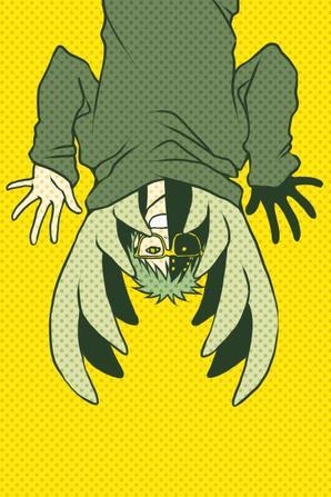 Akatsuki Zetsu - Art