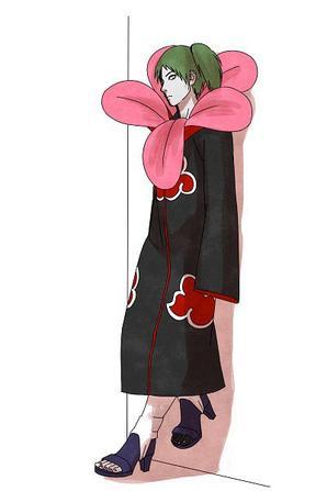 Akatsuki Zetsu - Fille