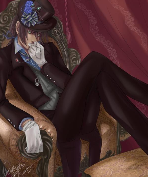 Akatsuki Kakuzu - Gentleman