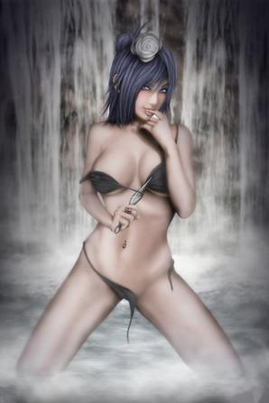 Akatsuki Konan - Version